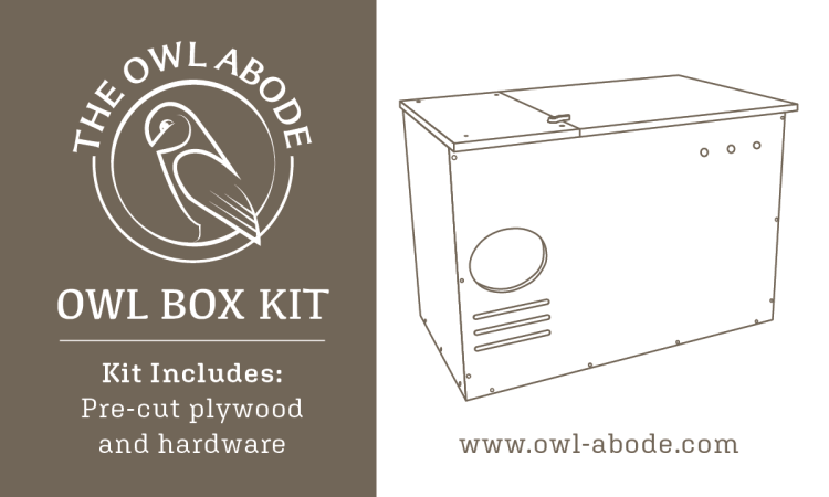 Owl Abode label