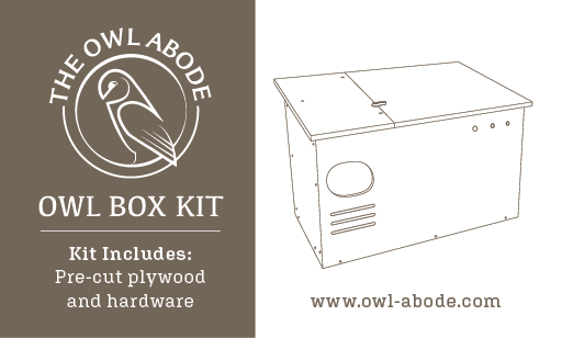 The Owl Abode label